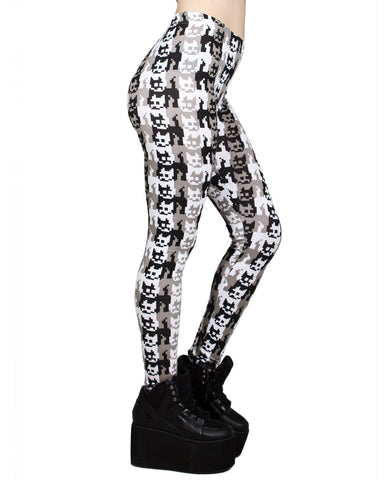 CYBER LEGGING DOG CAMO