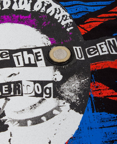 VEST DOG RAVE THE QUEEN