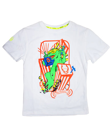 KIDS BOYS S/S DOGZILLA