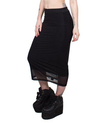 DOUBLE VISION SKIRT