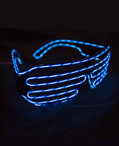 ELECTRO PARTY GLASSES