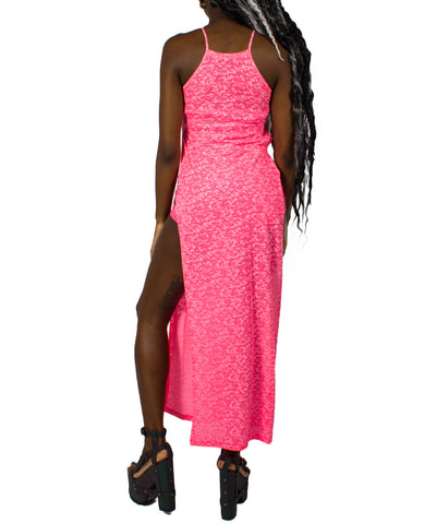 MECH LIZARD EIVISSA MAXI DRESS