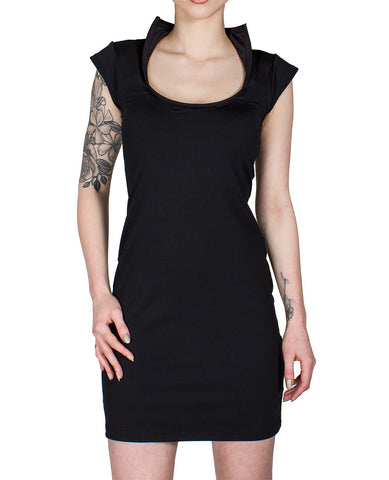 ENTRAPMENT PENCIL DRESS