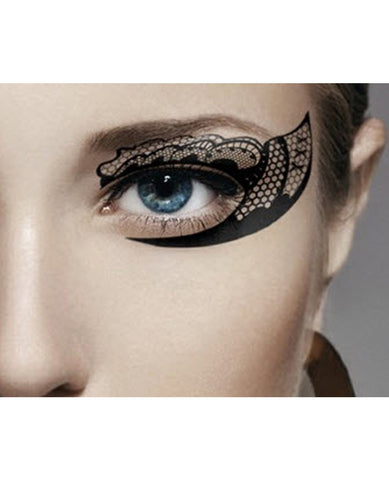 STARGAZER TEMP EYE TATTOO FLOURISH