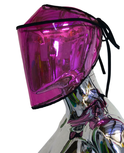 FACE VISOR by Cyberdog - Rave clothing, festival fashion & clubwear.