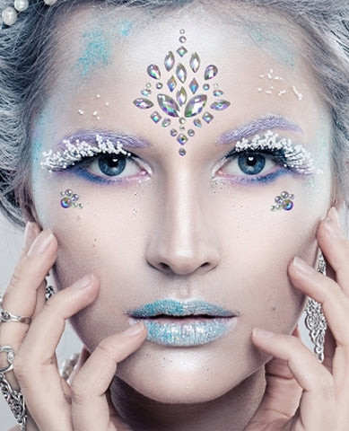 FACE JEWELS ICE QUEEN