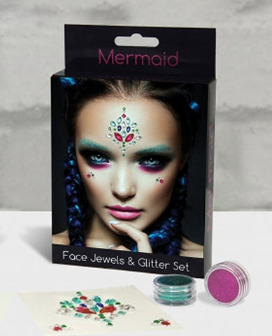 FACE JEWELS MERMAID
