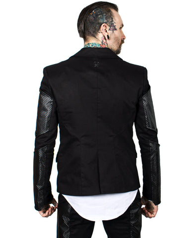 FRAGMENTS SUIT JACKET