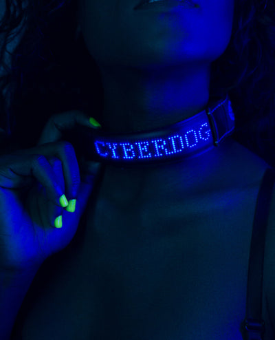 FUTURE COLLAR by Cyberdog - Rave clothing, festival fashion & clubwear.