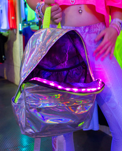 GALAXY LIGHT UP BAG