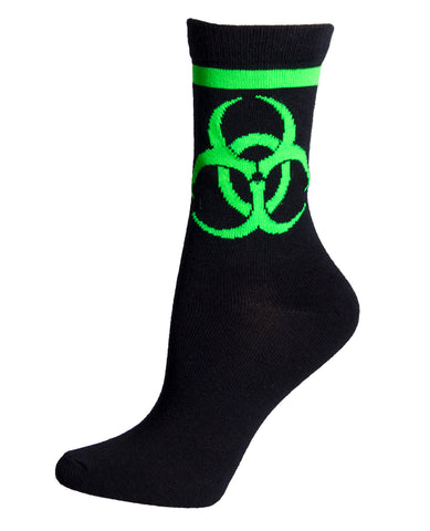 GIRLS HAZARD SOCKS
