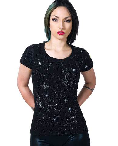 GIRLS S/S CONSTELLATION