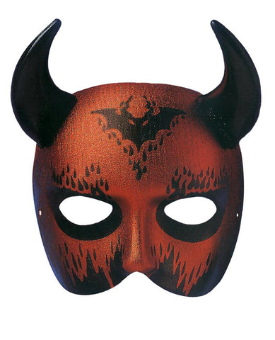 HELL FIRE EYE MASK