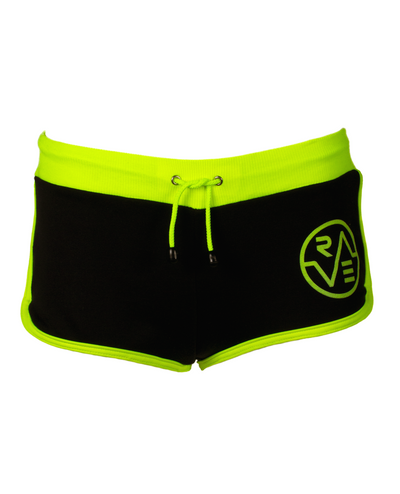 RAVE SPACE RUNNER SHORT by Cyberdog London.