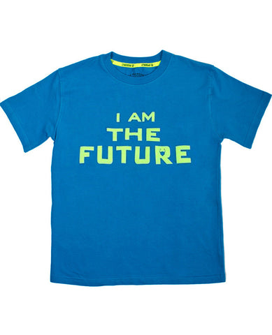 KIDS S/S I AM THE FUTURE