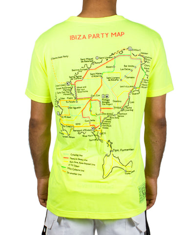 STD S/S IBIZA PARTY MAP
