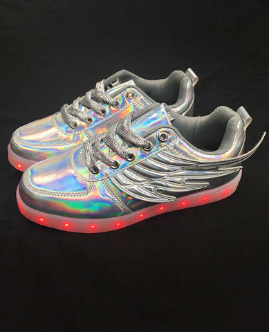 LIGHT UP SHOES ICARUS