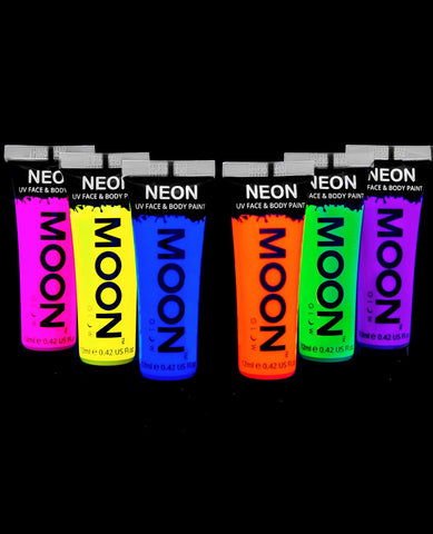 MOON INTENSE NEON FACE PAINT 12ML