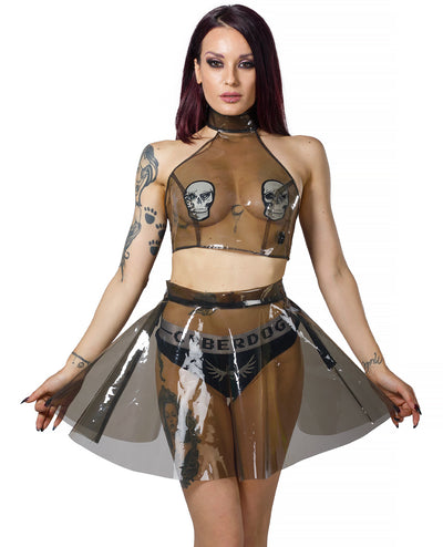 JELLIE SKIRT by Cyberdog - Rave clothing, festival fashion & clubwear.