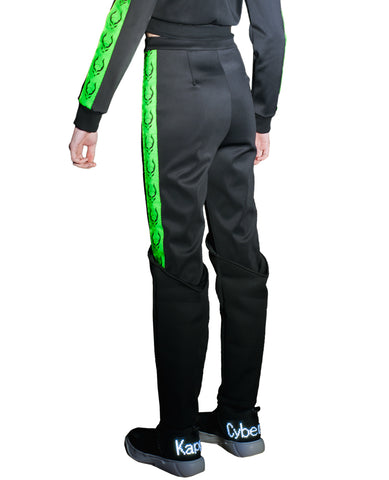 KAPPA X CD SCULPTURE T PANTS