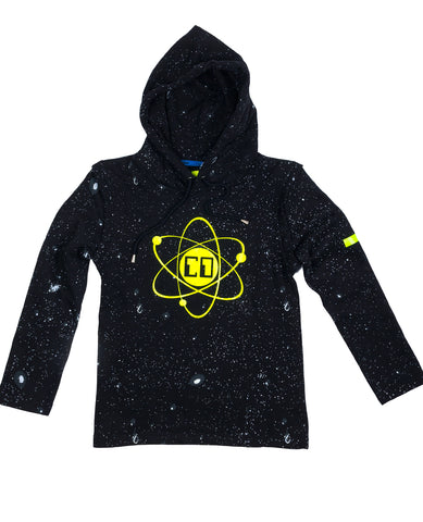 KIDS HOODY OUR ATOM