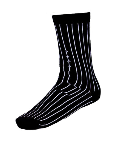 MENS PINSTRIPE SOCKS