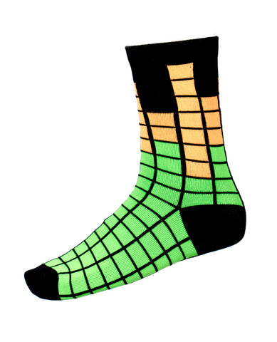 MENS TECHNO SOCKS