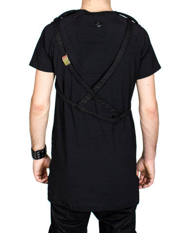 MENS HARNESS TOP