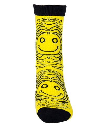 MENS TECH FACE SOCKS
