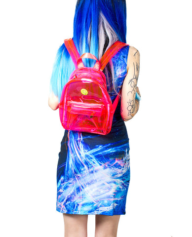 MINI LIGHT UP BACKPACK
