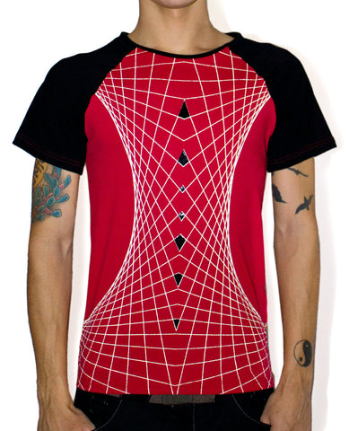MENS PARALOGICAL TOP