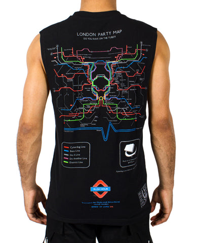 RAVE VEST PARTY MAP