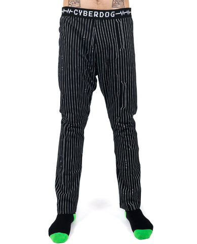 PINSTRIPE PYJAMAS SET