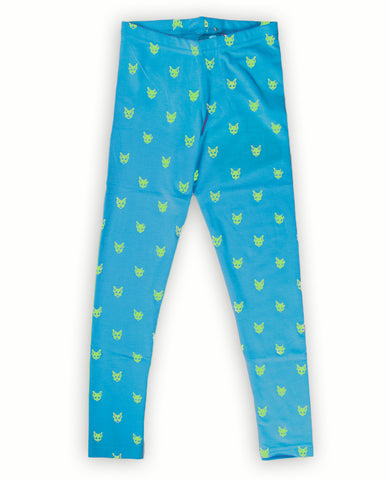 KIDS CYBER LEGGING POLKA DOGS