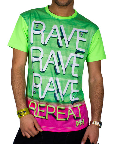 DIGITAL S/S RAVE REPEAT
