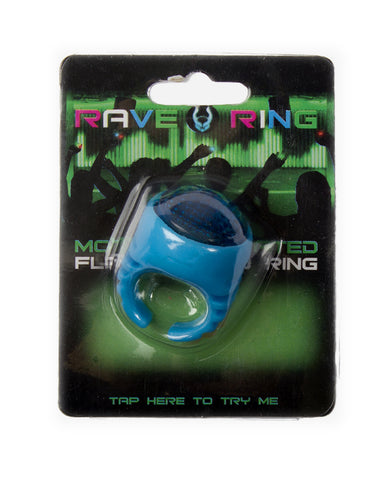 LED MOTION FINGER RING