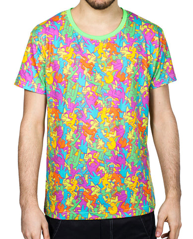 DIGITAL S/S RAVE MEN