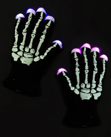 GLOVE SKELETON TIPS