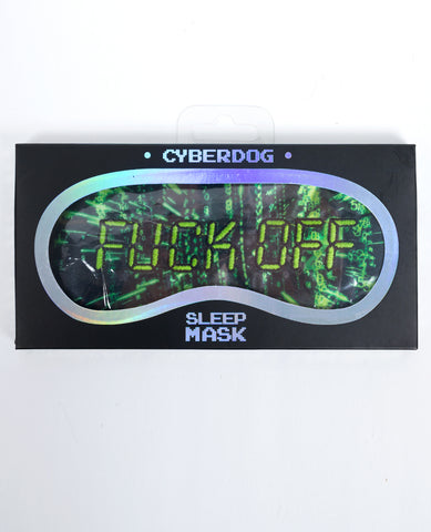 F**K OFF SLEEP MASK
