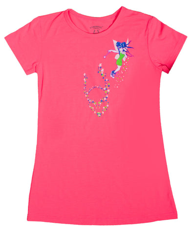 KIDS T DRESS SPACE FAIRY