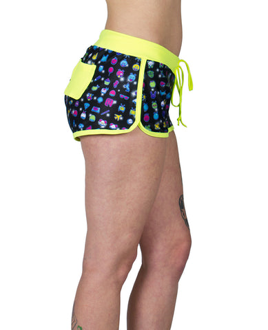 SPACE RUNNER SHORT LYCRA