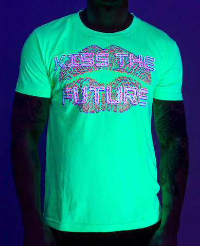 STD S/S KISS THE FUTURE
