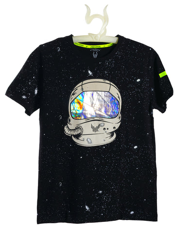 STD S/S SPACE HELMET