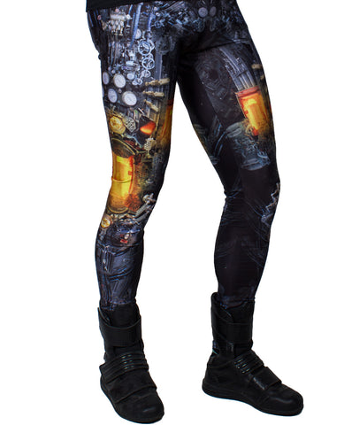 MENS MEGGINGS STEAM