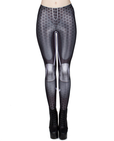 SUBSONIC LEGGINGS BLACK WEB