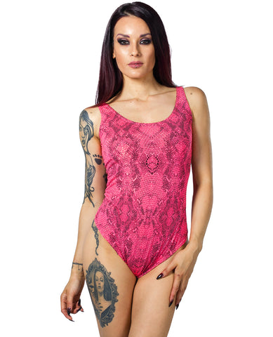 VEST THONG BODY CYBERSKIN