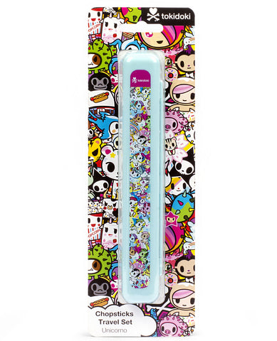 TOKIDOKI TRAVEL CHOPSTICK SET