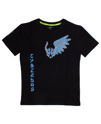 KIDS BOYS S/S T WINGS