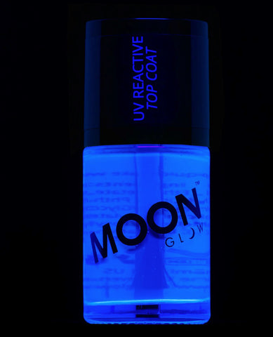 MOON UV NAIL VARNISH TOP COAT