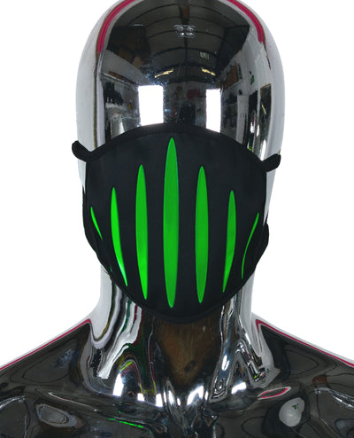 ULTRON MASK by Cyberdog - Rave clothing, festival fashion & clubwear.